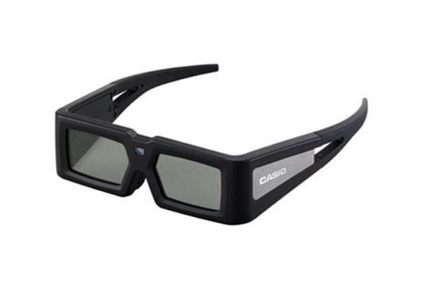 CASIO occhiali 3D